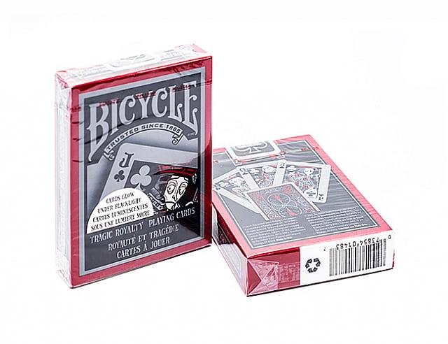 Карты Bicycle Tragic Royalty (Байсикл Трэджик Роялти)