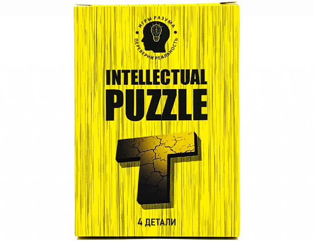 Intellectual Puzzle Буква Т (Интеллектуальный Пазл Буква Т)
