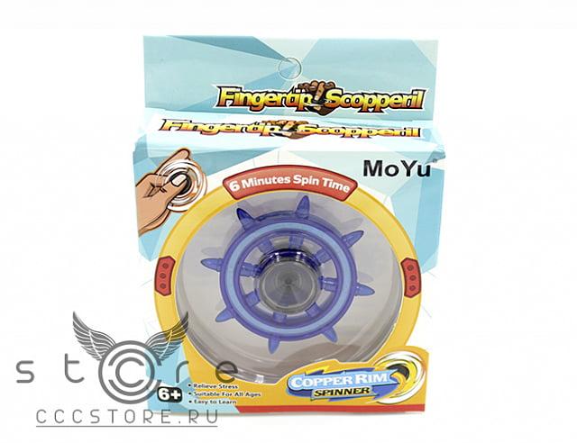 Спиннер MoYu Copper Rim Spinner Style 1 (Спиннер Мою Коппер Рим Стайл 1)