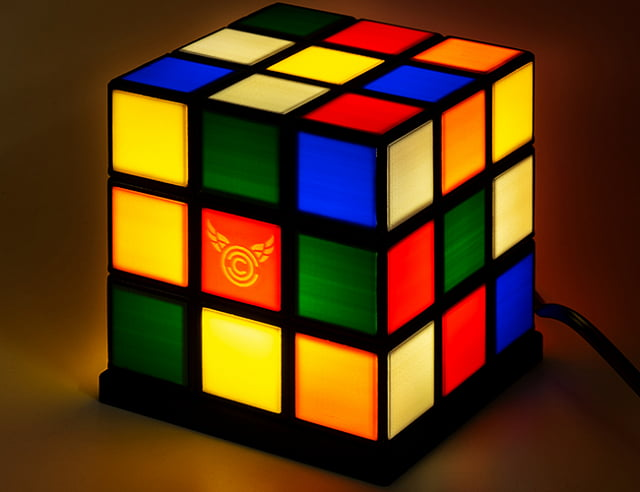 CCC Куб-лампа 3x3x3