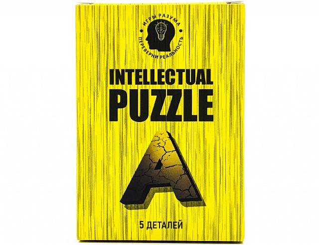 Intellectual Puzzle Буква А (Интеллектуальный Пазл Буква А)