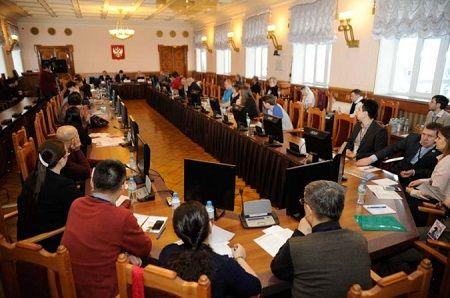 Конференция Фонда А.П. Починка