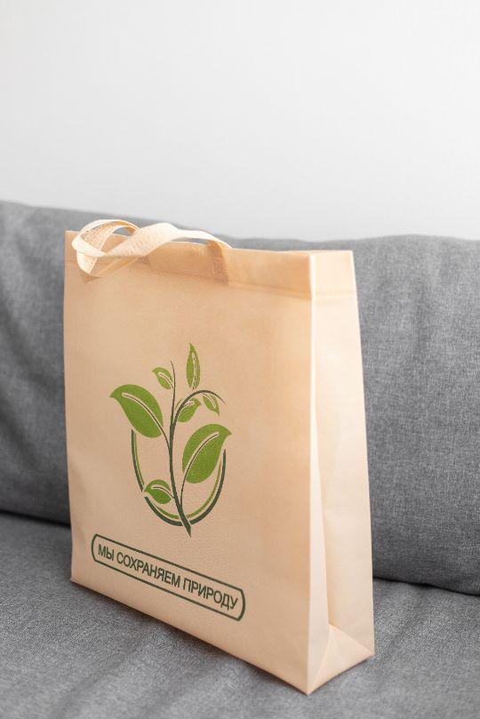 пакеты и сумки из спанбонда