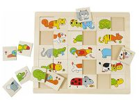 Фотосъемка игрушки головоломки для соцсетей