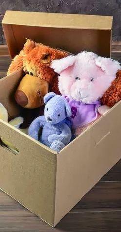 Подготовка игрушек для фотосъемки