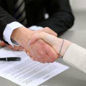 подписание договора на фотосъемку электроники