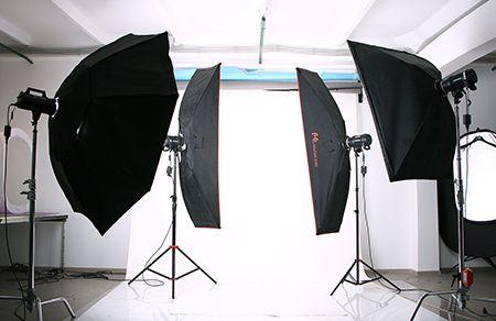 Аренда фотостудии для съемки книг и картин