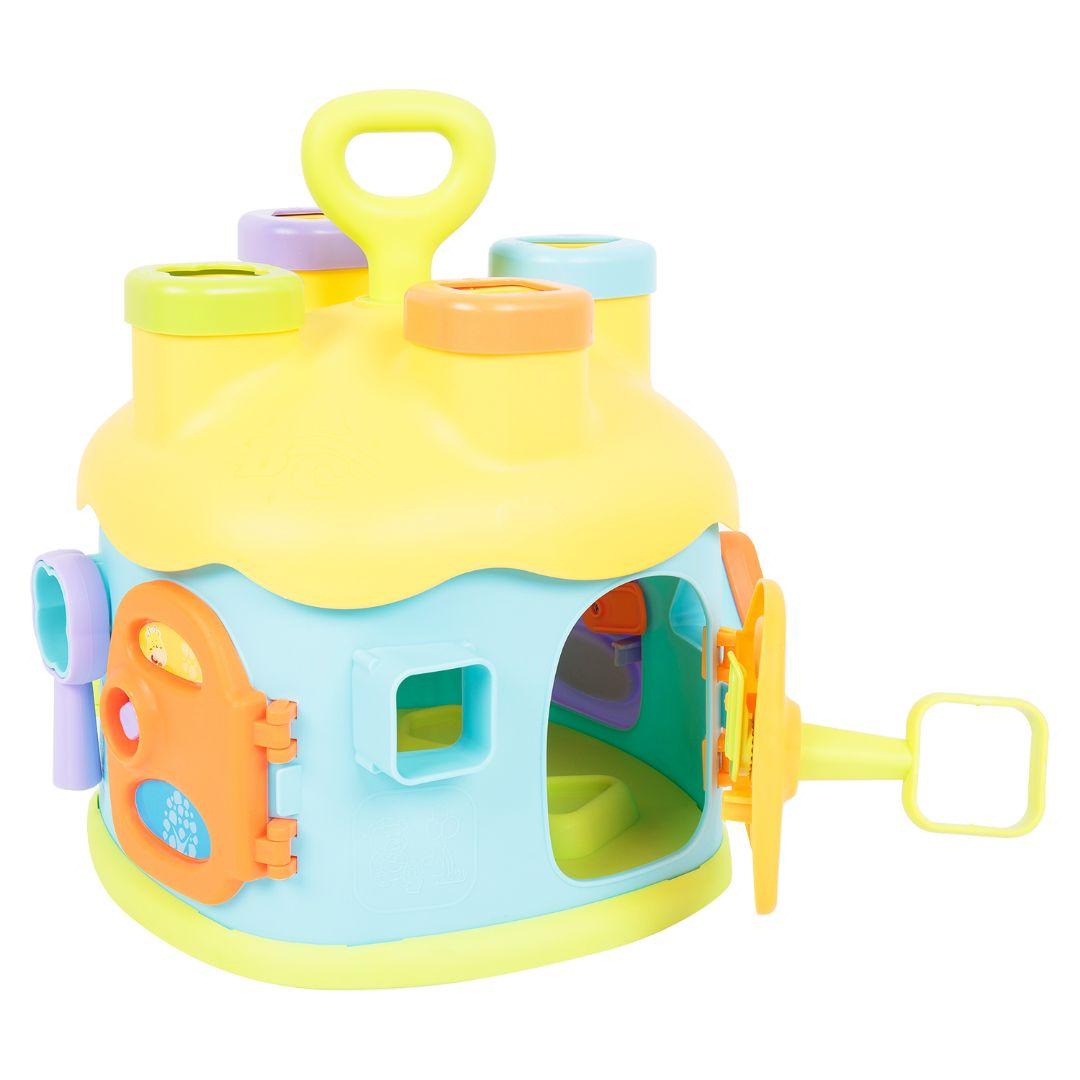 Фотосъемка развивающая игрушка домик