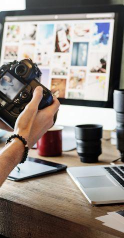 Ретушь и обработка фотографий рюкзаков сумок ранцев