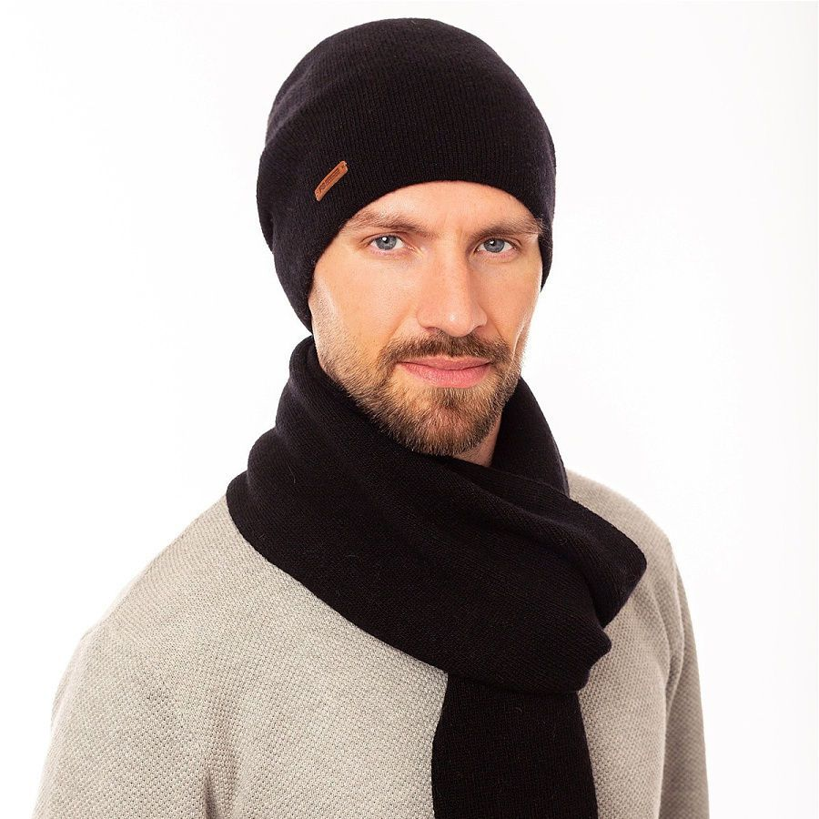 съемка аксессуаров шапка шарф