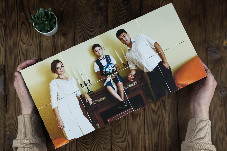 картинка Фотокубик 20 см от магазина MagicFotoKub