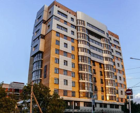 1к квартира в ЖК Лермонтоff на Краснофлотской 94