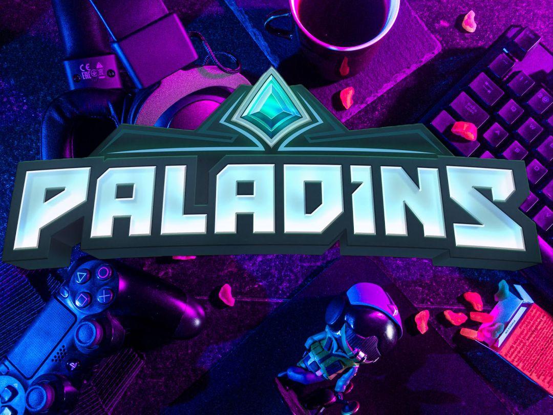 Paladins— многопользовательский free-to-play шутер от первого лица, разрабатываемый компанией Hi-Rez