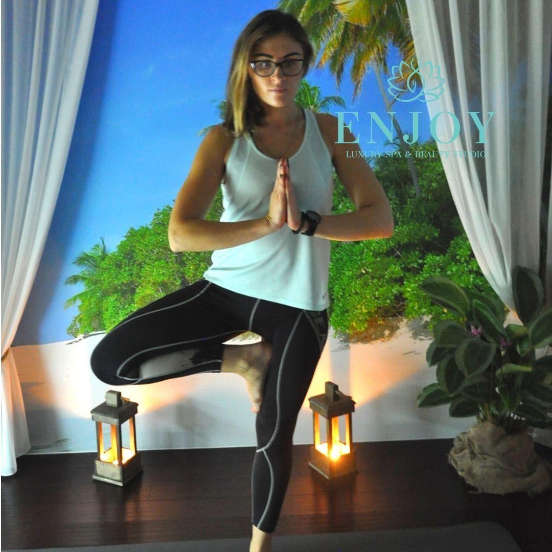 йога для похудения москва