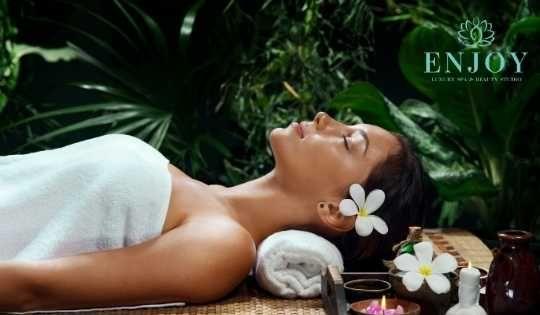 тайский массаж москва