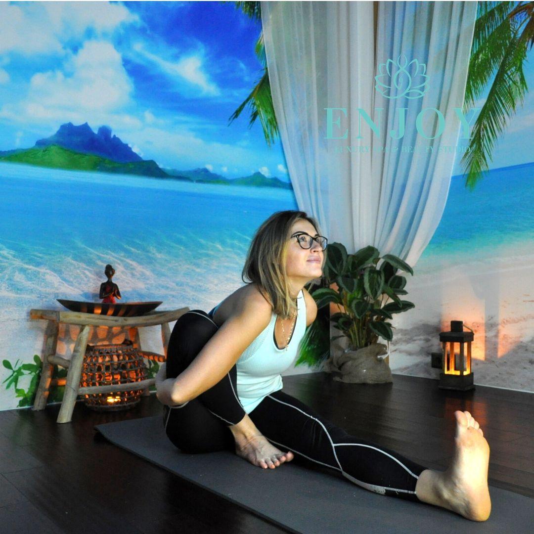 йога для начинающих в москве