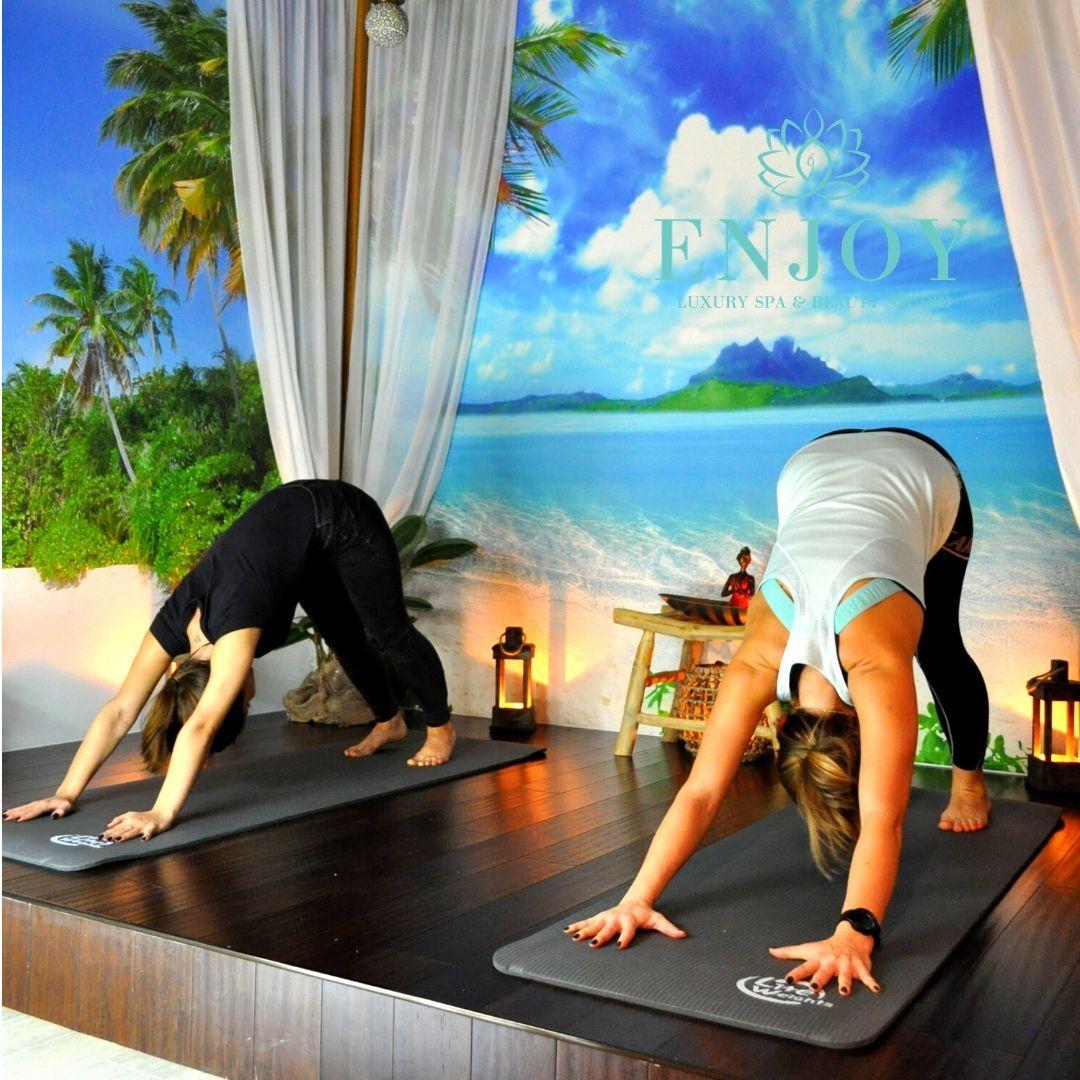 йога для похудения в москве