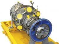 Сверхмощные газовые турбины