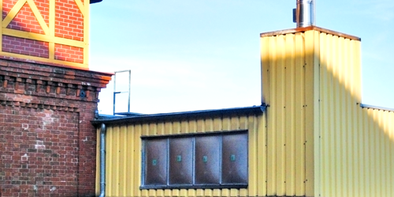 REMBE® взрыворазрядная панель ODV на стружечном бункере