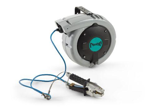 Система заземления FARADO® обеспечит безопасную погрузку и разгрузку легковоспламеняющихся продуктов для мобильных резервуаров (ТКВ, силосные машины, вагоны).