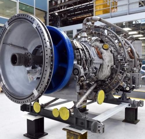 Газовая турбина NovaLT5   производства  Baker Hughes (Бейкер Хьюз)