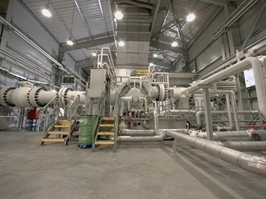 Аэродеривативная газовая турбина PGT25+G4