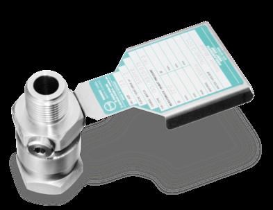 UKB LS - компактный, микро-сваренный блок, который можно использовать даже с самыми низкими давлениями реакции, под высоким вакуумом или в ультра-чистых процессах.
