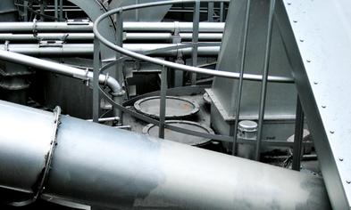 REMBE® взрыворазрядная панель EGV на силосе поверхностного слоя