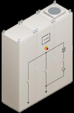 Преобразователь частоты LV-SVFD & VFD