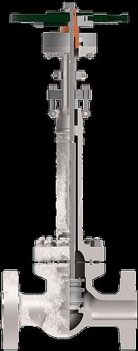 Xanik® - Криогенные и высокотемпературные клапаны
