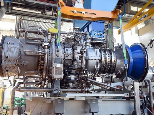 NovaLT семейство газовых турбин Разработанный для удовлетворения потребностей промышленного применения