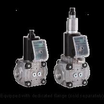 Высокоэффективный газовый электромагнитный клапан для промышленного применения Модель GV-A