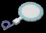 SLL датчик передает инфракрасные лучи с помощью оптических волокон. Они попадают в отражатель на разрывном диске и регистрируются приемником SLL. REMBE