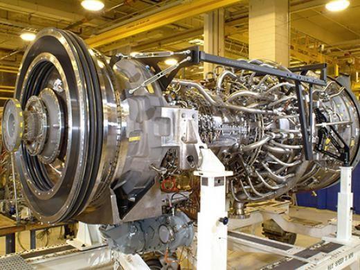 Аэродеривативная газовая турбина LMS100