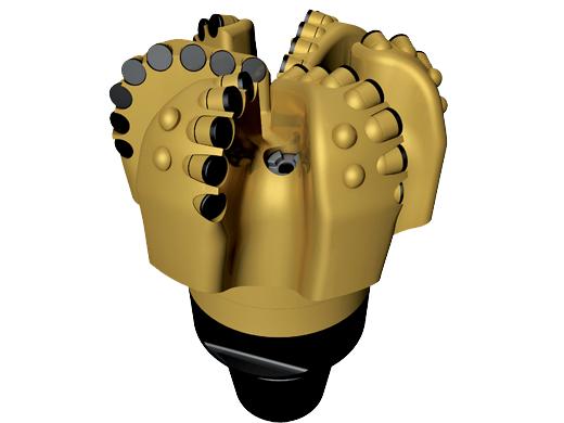 Высокоскоростные буровые наконечники Talon Force PDC