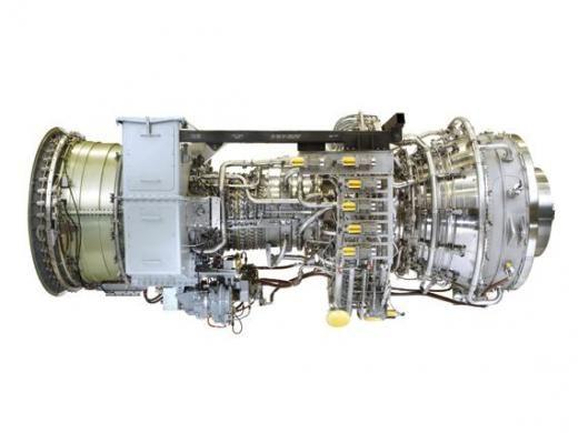 Аэродеривативная газовая турбина LM6000-PF+