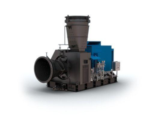 Радиальные воздуходувки (вентиляторы)
