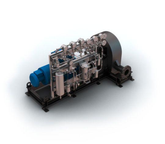 Наши радиальные компрессоры включают в себя одноступенчатые и многоступенчатые компрессоры технологического газа, компрессоры технологического воздуха и механические компрессоры пара.