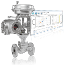 Система Поддержки Технического Обслуживания Регулирующего Клапана Подключаемый модуль Valstaff