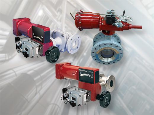 Masoneilan - Baker Hughes Oil & Gas предлагает поворотные регулирующие клапаны, известные во всем мире своим качеством и долговечностью.