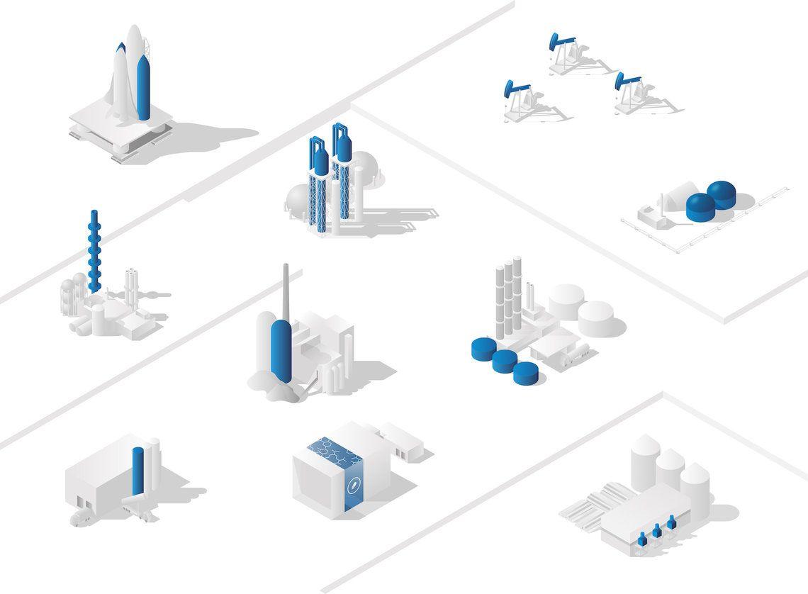 Продукты FIMA для ваших процессов. Системно-ориентированные топ-исполнители.