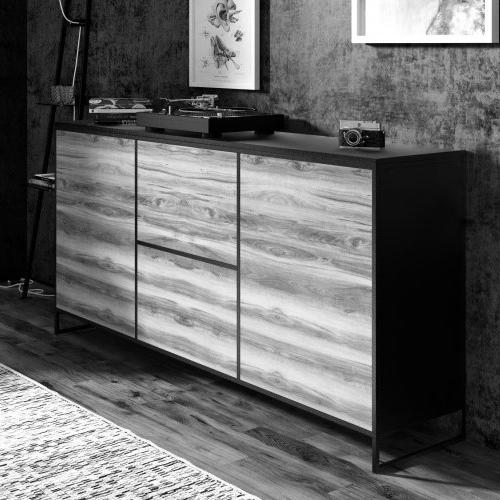 картинка лофт Комод Фонтана от мастерской Loft-u