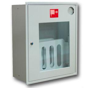 картинка Шкаф пожарный ШПК-310 ВОБ. встроенный открытый белый от магазина