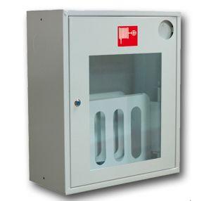 картинка Шкаф пожарный ШПК-310 НОБ. навесной открытый белый от магазина