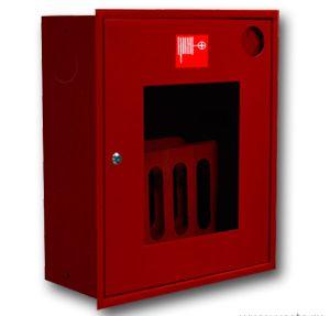 картинка Шкаф пожарный ШПК-310 ВОК. встроенный открытый красный от магазина
