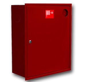 картинка Шкаф пожарный ШПК-310 ВЗК. встроенный закрытый красный от магазина
