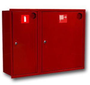 картинка Шкаф пожарный ШПК-315 ВЗК. встроенный закрытый красный от магазина