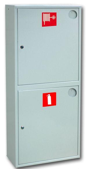 картинка Шкаф пожарный ШПК-320 НЗБ. навесной закрытый белый от магазина