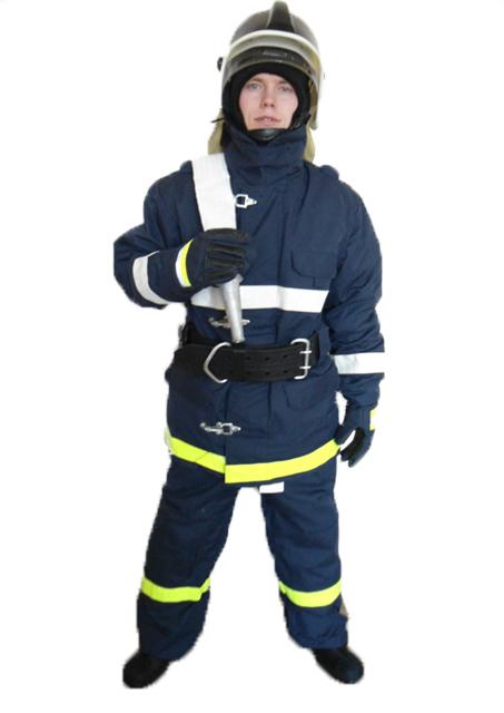 Боевая одежда пожарного 1 уровня защиты: БОП-1