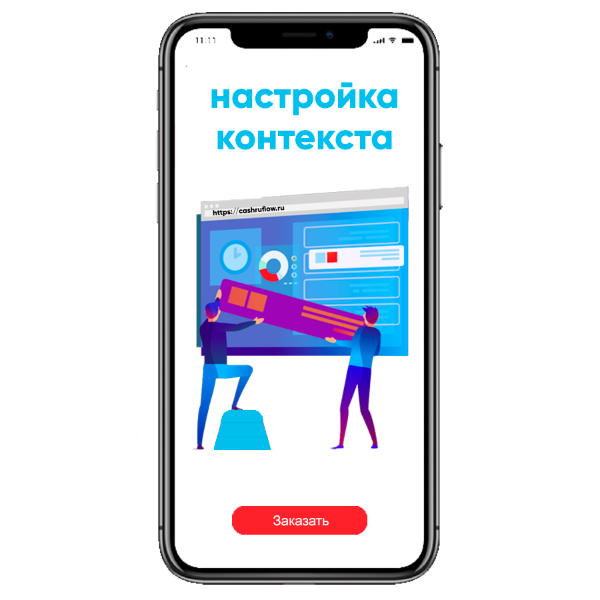 Настройка контекстной рекламы в Digital CashFlow